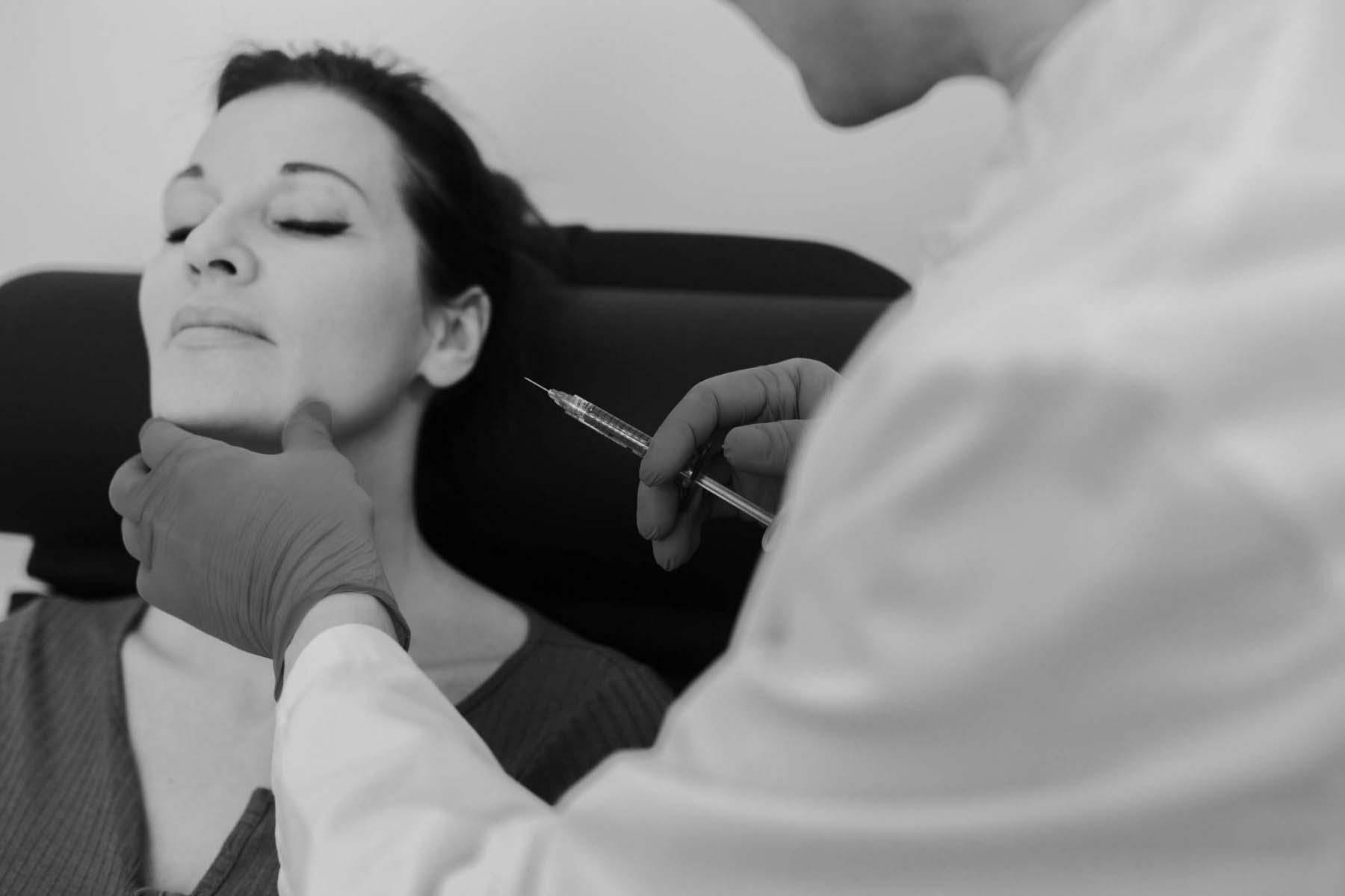 Hyaluron-Behandlung: Hautstraffung, Faltenbehandlung