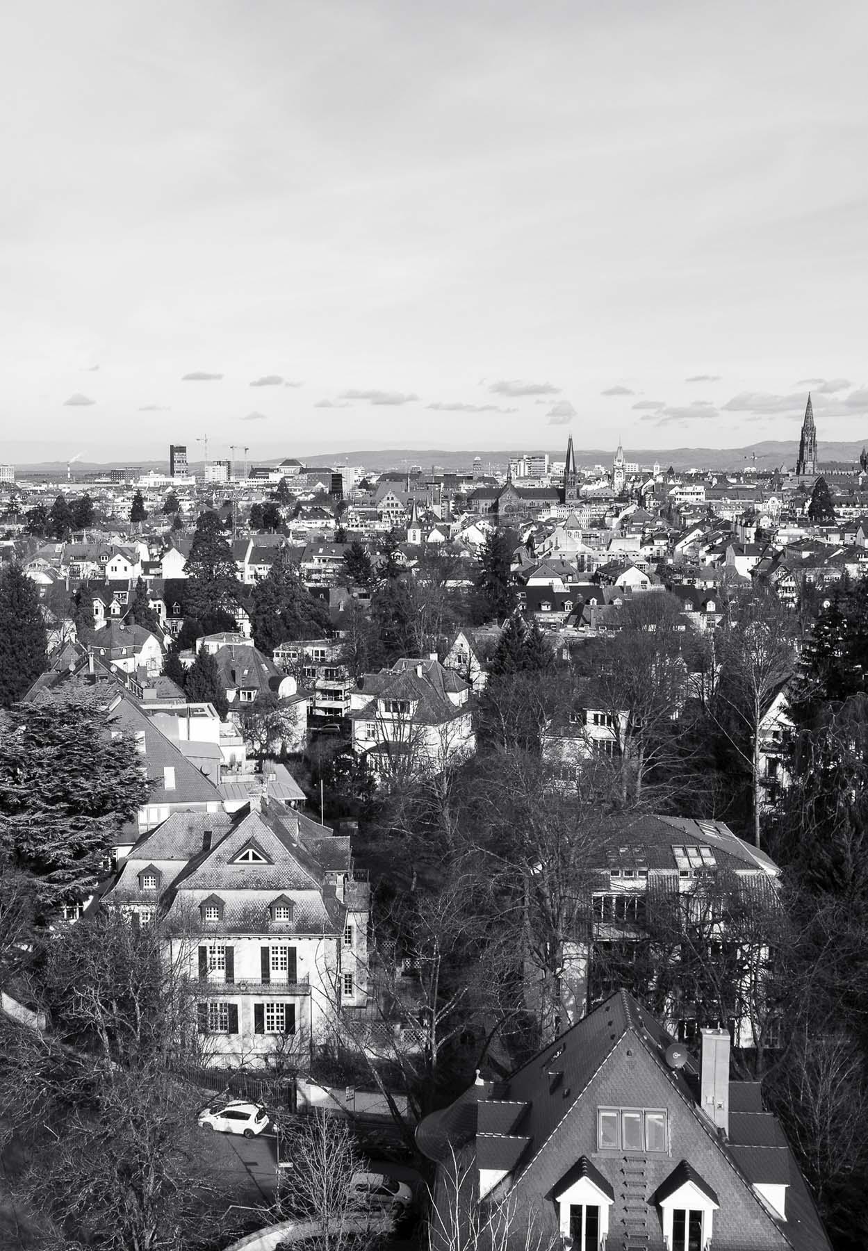 Aussicht Freiburg Praxis Borges Aesthetics