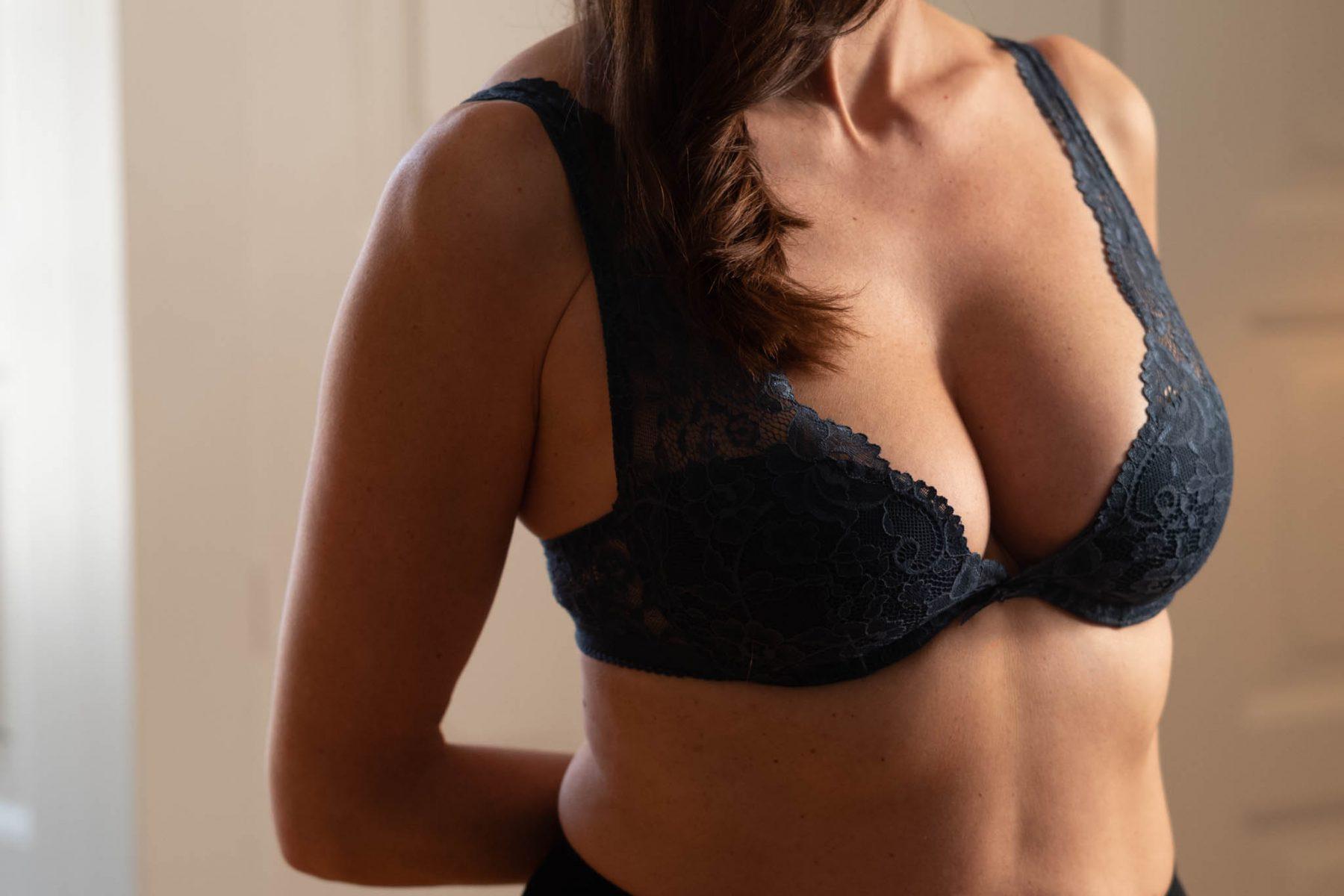 Brust-OP Frau