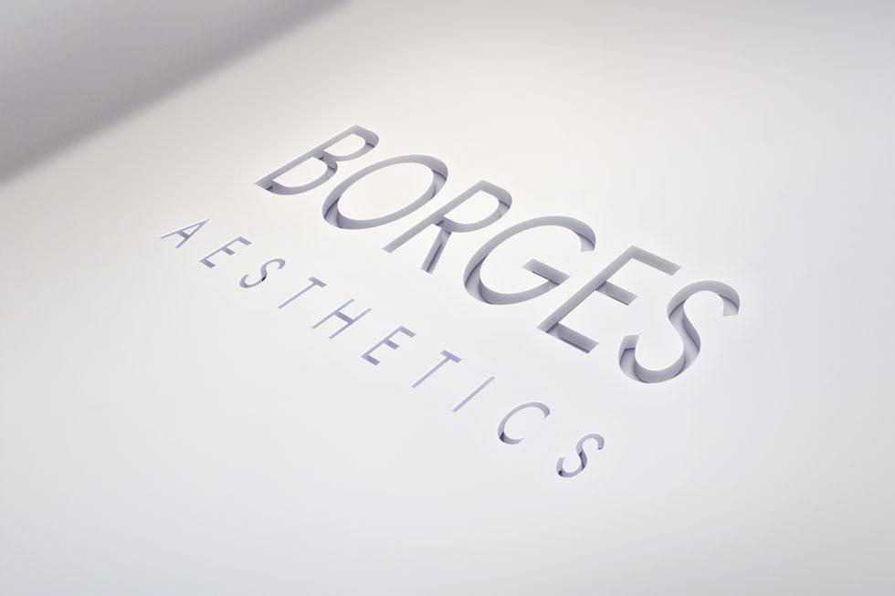 Logo Borges Aesthetics