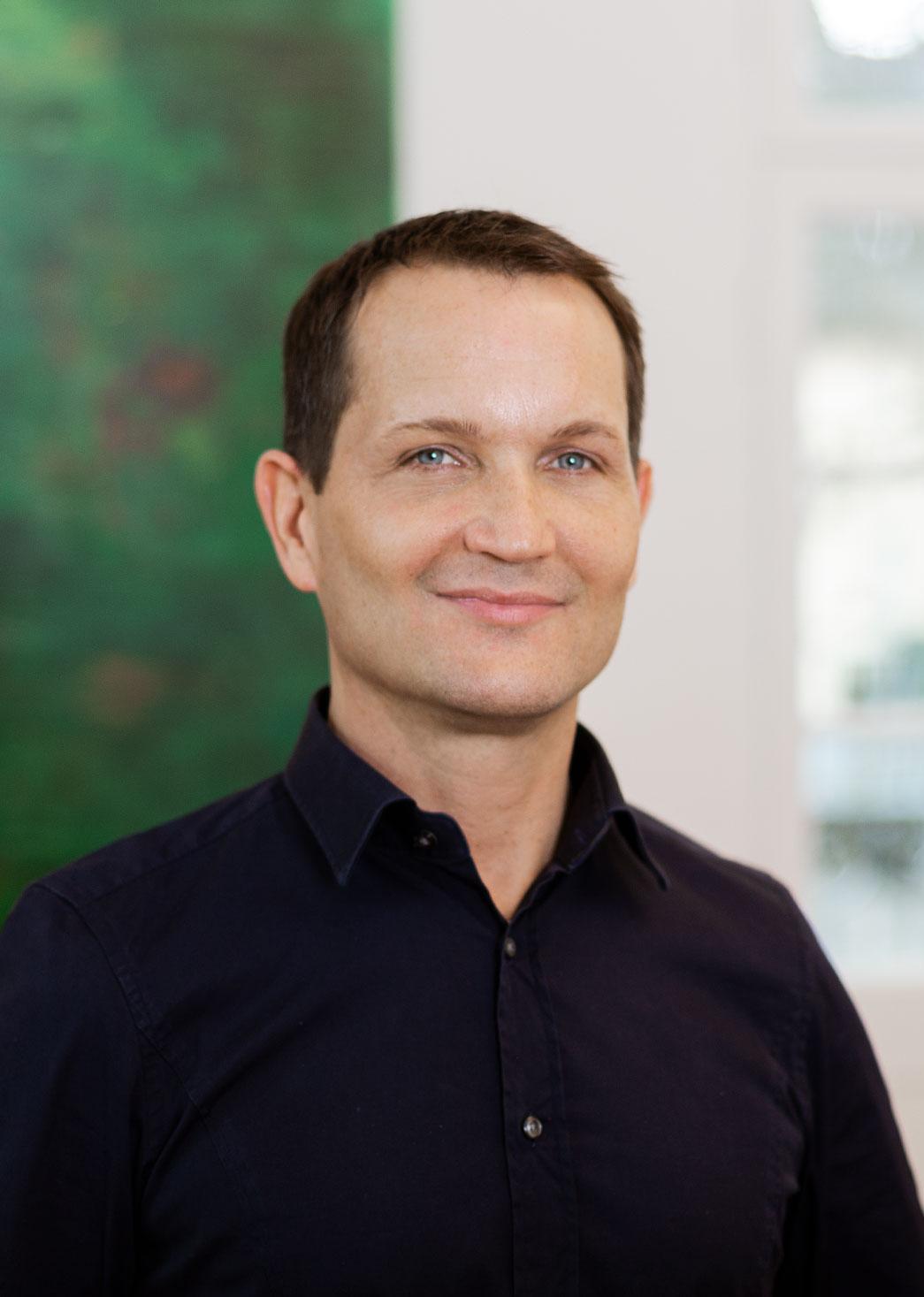 Portrait Jörg Borges Facharzt Plastische Ästhetische Chirurgie