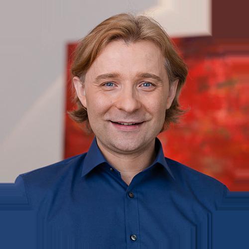 Praxismanager Roman Fedytnyk